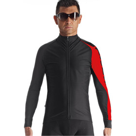 assos LS.milleIntermediateJacket_evo7 Jacket Men black